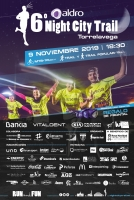 VI Aldro Night City Trail Torrelavega 2019 Individual