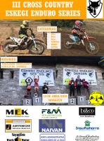 III Cross Country Enduro Series Eskegi