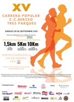 XV Carrera Popular Tres Parques